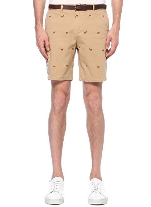 Scotch & Soda Bermuda Camel